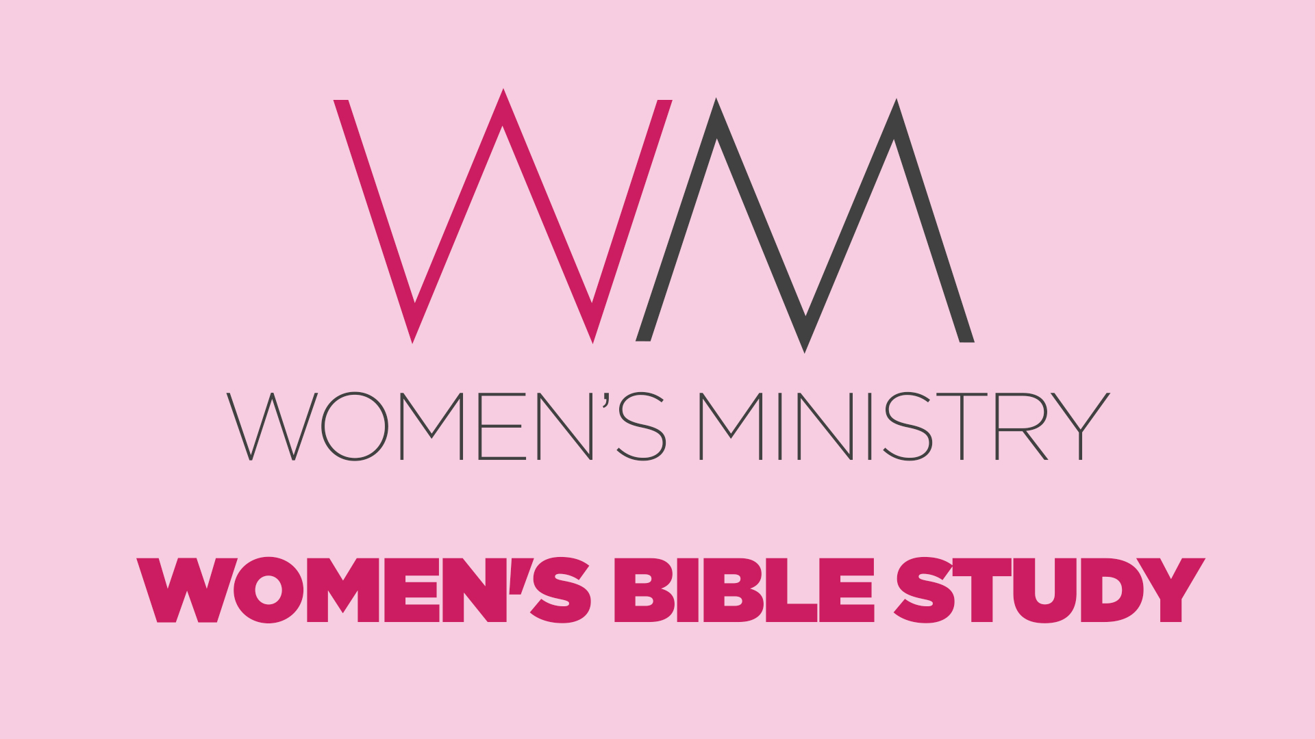 Women's Bible Study - Listen Love Repeat (Wednesday)